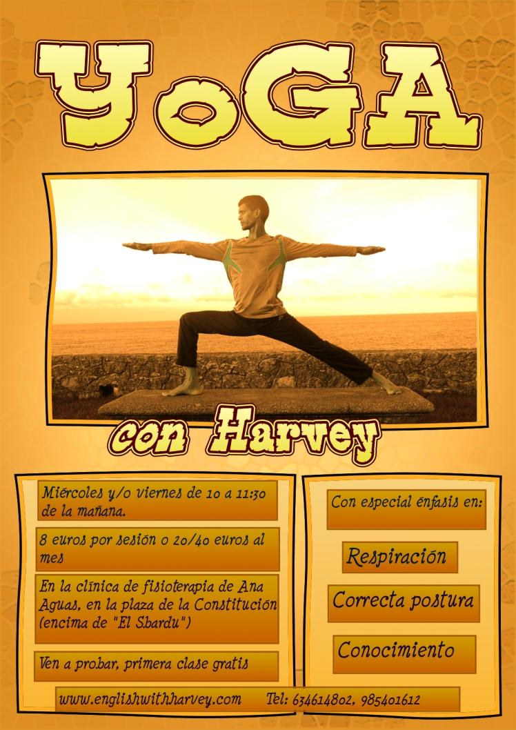 Clases de yoga en Llanes