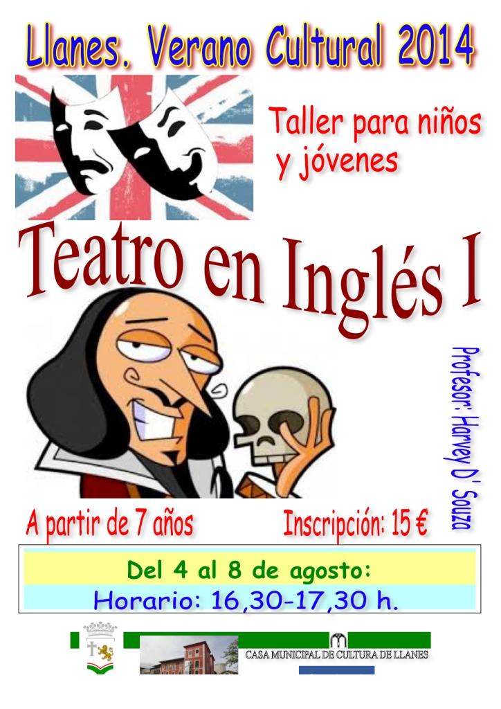 Teatro en inglés
